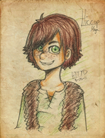 Hiccup by Amai-Kitty