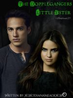 The Dopplegangers Little Sister Story Cover by Bookfreak25