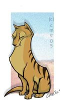 just a thylacine by cme