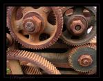 Mine Gears 1 by kayaksailor