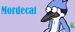 Mordecai sketch by Dusckiee