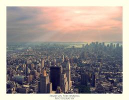 New York Rays by Rsebaf