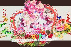 Firma~Colorful Cute by:Yui-chanKawaii by Yui-chanKawaii