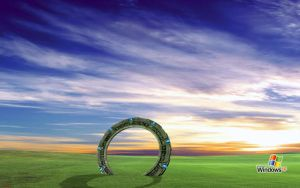Stargate- Windows XP by icbreeze