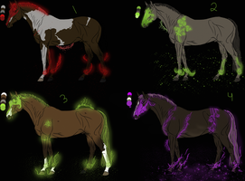 Adoptables-Closed- by Thoroughbreds4Me