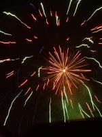 Fireworks by EricaOscura