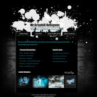 WEB TEMPLATE DESIGN by MK-Graphics