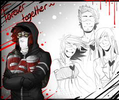 Forever Together by BlasticHeart