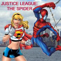 Justice League The Spider by Agent-G