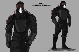 Bane Stealth by darknight7