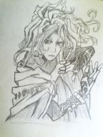 Requested: Dhaos (Tales of phantasia) by Mike39201