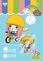 Tuti CE Figure With Cover - UPDATE by fajardesign