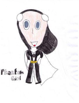 Chibi Phantom Girl by PhantomGirl-FanClub