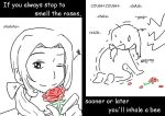 stop to smell the roses by c0baltjuce