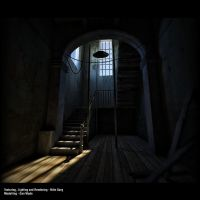 The Famous Haunted Hallway by nitingarg