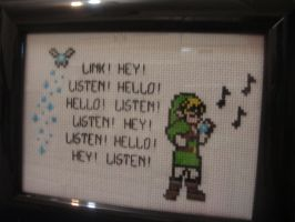 Link 1 by xcarex