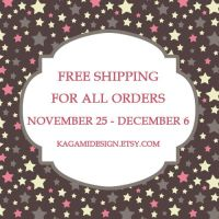 FREE SHIPPING event by Kimirra-bjd
