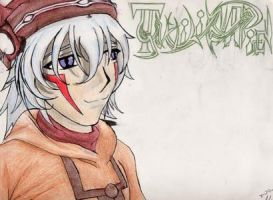 Tsukasa Different Look by Endrance88