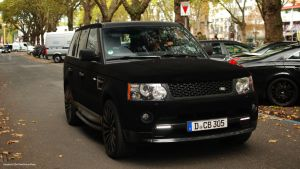 Range Rover Sport by ShadowPhotography