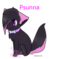 For Psunna by Lillytehcat