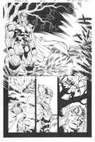 Wolverine Vs. Thor 02 page 01 by willortego