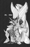 Dr. Dire with Axe by JTF3