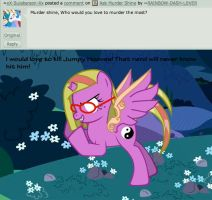 Ask MS: Q and A 4 by MLP-WhiteNoise