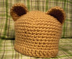 Teddy Hat by WollMia
