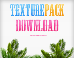 TEXTURE PACK | PACK DE TEXTURAS. by Romina-panquesito