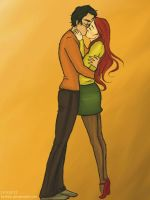 James and Lily by twirkle