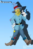 Scarecrow of Oz by saintfighteraqua