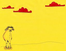 My yellow cow by TrendyDNA