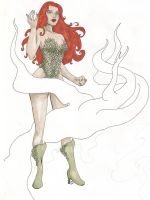 Poison Ivy II by isintokol