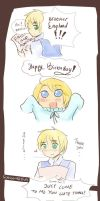 AT-Happy early birthday, Arthy! by Satsuki98