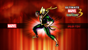 Ultimate MvC3 Iron Fist by CrossDominatriX5