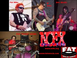 NOFX tribute by pttkn by DApunx