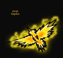 #145 - Zapdos by FrostTechnology