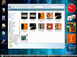 Windows Vista Starter Theme by Lucas3991