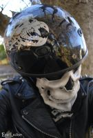 Skull Rider by Epic-Leather