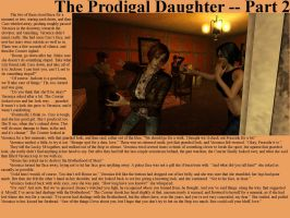 Five: The Prodigal Daughter 2 by jonas66