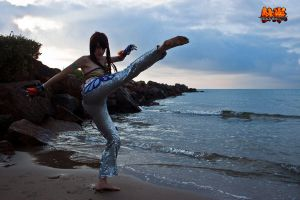 Christie Monteiro cosplay 3 - Tekken by Nawin92