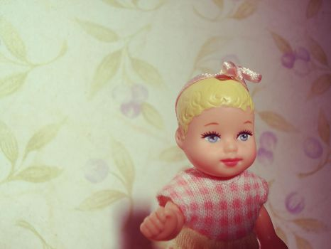 this is barbie's daughter by Minii