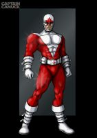 captain canuck - contest entry by nightwing1975