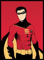Red Robin by eonlegend