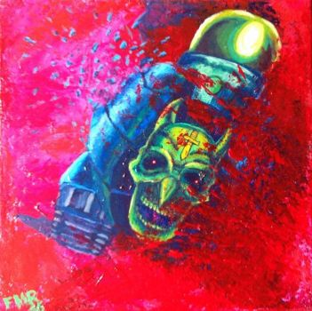 Sheer Heart Attack by FrankMR