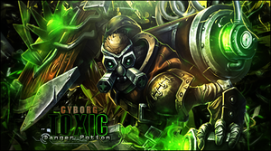 Toxic Cyborg by gabber1991md