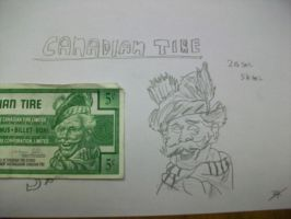 The Canadian Tire Guy by zack-pack