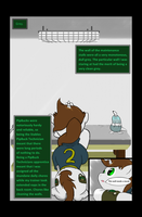 CH 1 Out of the Stable: PG 1 by VeraciousNeophyte