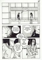 Neji's new Jutsu! -Page 1- by dRunaway