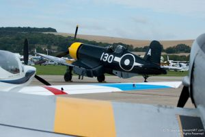 Vought F4U Corsair by TPJerematic